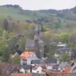 Kloster Frankenberg Turmblick Goslar