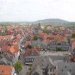 Marktplatz Turmblick Goslar
