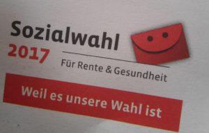 Sozialwahl 2017 Logo