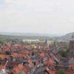 St Stephani und Stadtbefestigung Turmblick Goslar