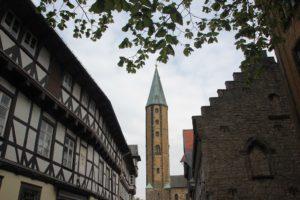 Suedturm Marktkirche Goslar