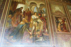 Barbarossa Kniefall vor Heinrich Kaiserpfalz Goslar