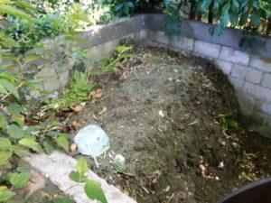 Beton-Kompost