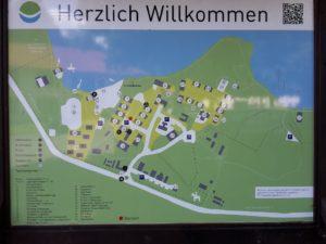 Lagekarte EJB Werbellinsee
