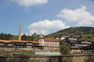 Anlage Bergwerk Rammelsberg