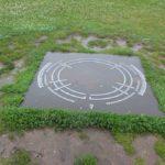 Mittelpunkt Sonnenoberservatorium Goseck