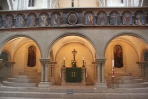 Altar Naumburger Doms