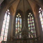 Apsis Fenster Naumburger Dom