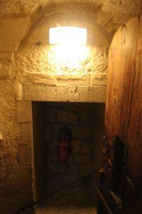 Eingang zur Kypta Naumburger Doms