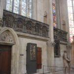 Empore Apsis Naumburger Dom
