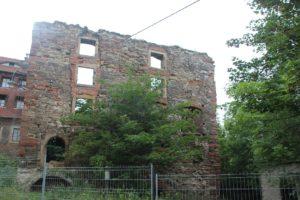 Fassade Privatburg Wendelstein