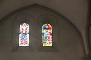 Fenstermalereien Naumburger Doms