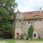 Gebaeude der Burg Wendelstein