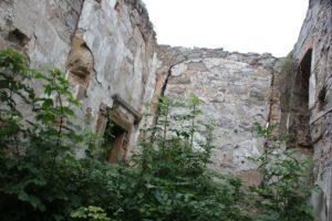 Ruinen der Burg Wendelstein