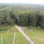 Blick vom Turm Mittelberg Nebra