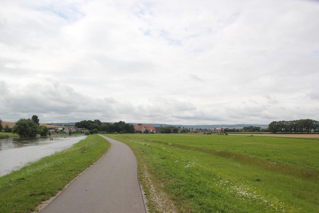 Radweg Unstrut