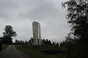 Turm zum Fundort der Himmelsscheibe