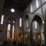 Gotische Santa Croce Florenz