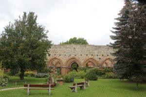 Klostergarten Memleben