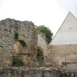 Klosterruine in Memleben