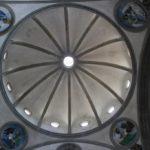 Kuppel Pazzi Kapelle