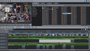 Magix Video deluxe Screenshot