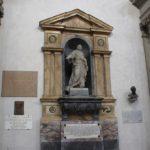Marconi Gedenkstaette Santa Croce Florenz