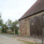 Nebengebaeude Kloster Memleben
