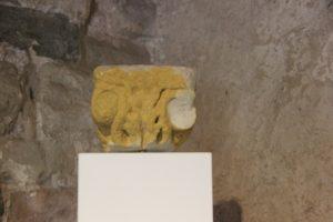 Romanisches Kapitell Kloster Memleben