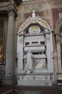 Rossini Grab Santa Croce Florenz
