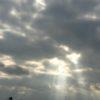 Sonnenstrahlen Himmel