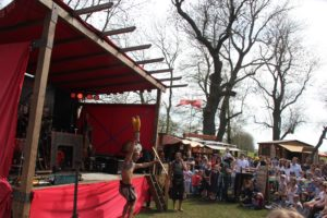 Jongleur Ritterfest Diedersdorf