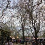 Markttreiben Ritterfest Schloss Diedersdorf