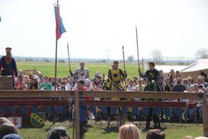 Ritter ohne Visier Ritterfest Diedersdorf