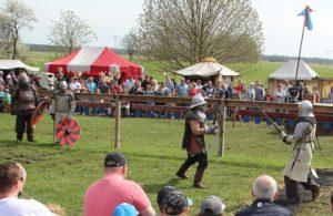 Ritterkampf Ritterfest Diedersdorf