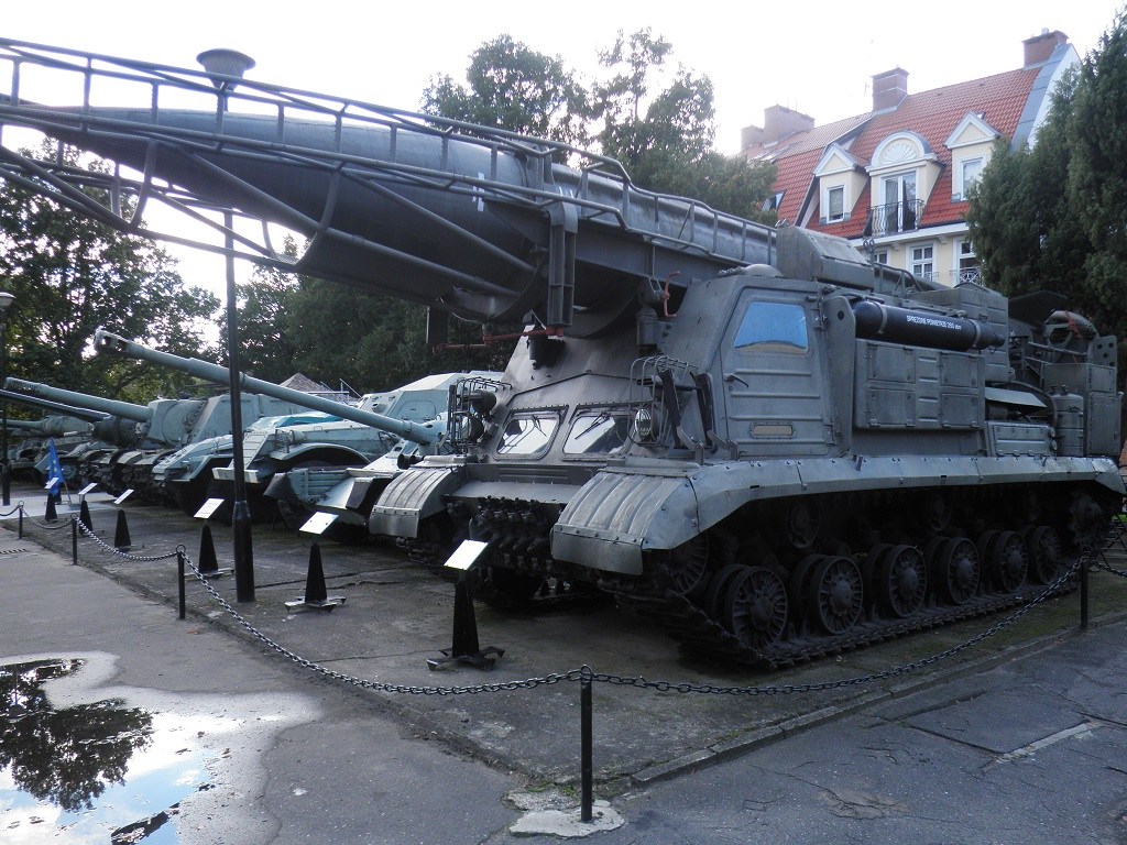 Sowjetische Raktenrampe