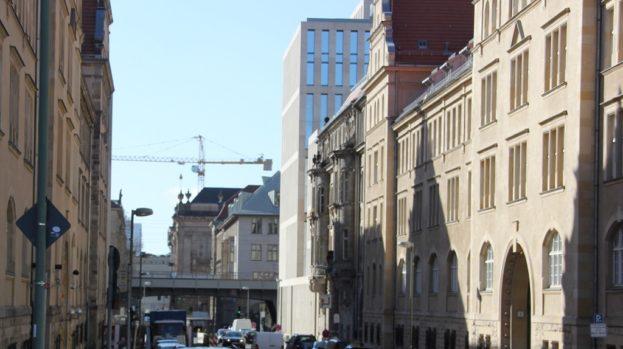 Uni Areal Berlin
