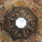 Kathedrale Florenz Bemalung Kuppel innen