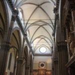 Kathedrale Florenz Dachgewoelbe