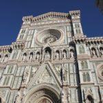Kathedrale Florenz Fassadenaufbau