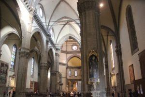 Kathedrale Florenz Innen