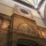 Kathedrale Florenz Innen Uhr