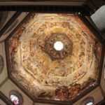 Kathedrale Florenz Kuppelbemalung