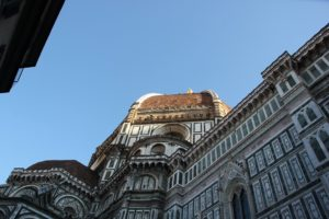 Kathedrale Florenz Kuppelturm