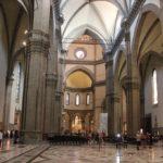 Kathedrale Florenz Langhaus