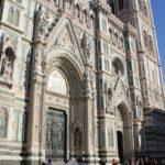 Kathedrale Florenz Pforte
