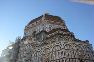 Kuppeldach Kathedrale Florenz
