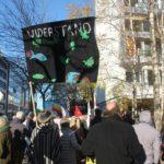 Aufstehen Demo SPD Zentrale