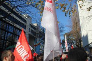 Aufstehen Demo SPD Zentrale 2
