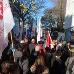 Aufstehen Demo SPD Zentrale 3